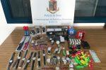 Sequestrati 200 oggetti ad un venditore ambulante a Noto