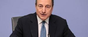 Draghi, Unione monetaria ancora incompleta, proseguire il lavoro