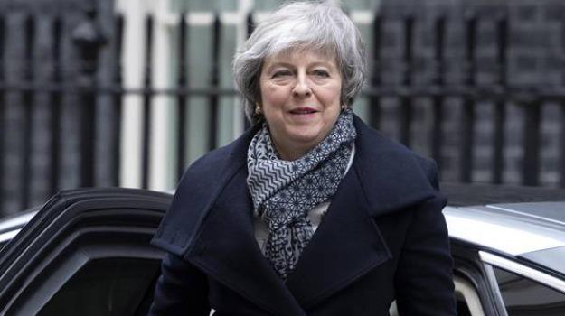 brexit, Gran Bretagna, ue, Theresa May, Sicilia, Mondo
