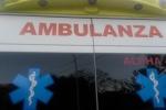 Usa ambulanza come automobile, bloccato dai Carabinieri