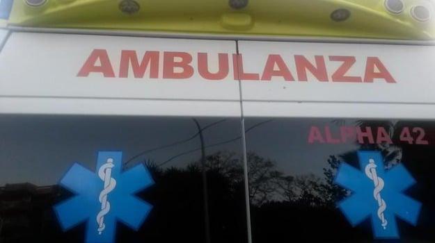 colpito malore bimbo Agrigento, Agrigento, Cronaca