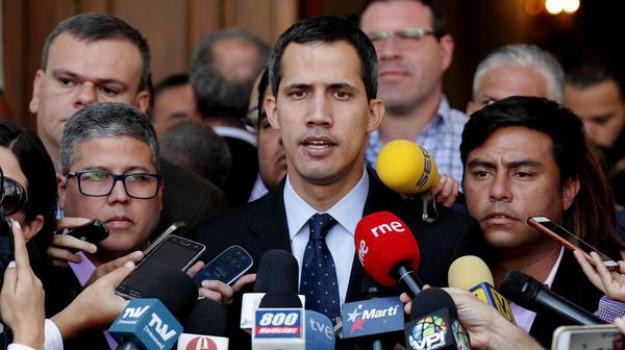 caos venezuela, Guaidò contro Maduro, Sicilia, Mondo