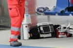 Defibrillatori sulle auto della polizia a Lodi