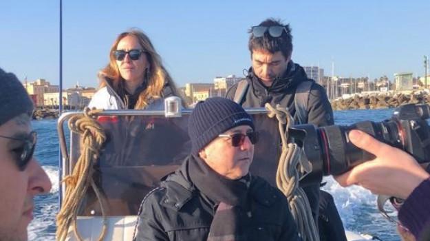 multa, Sea Watch, Riccardo Magi, Sicilia, Politica