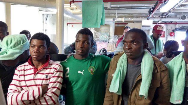 migranti, oms, salute, Sicilia, Cronaca