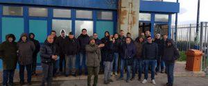 Blutec, mille lavoratori a rischio a Termini: gli operai hanno incrociato le braccia per 2 ore