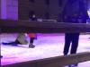 Cecilia Rodriguez, brutta caduta nella pista da pattinaggio: le foto