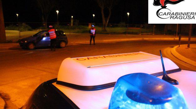 carabinieri arresto tunisino, Ragusa, Cronaca