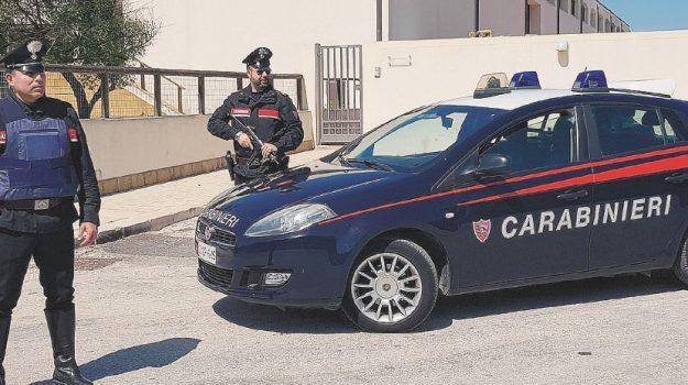 trapani carabinieri due arresti, Trapani, Cronaca