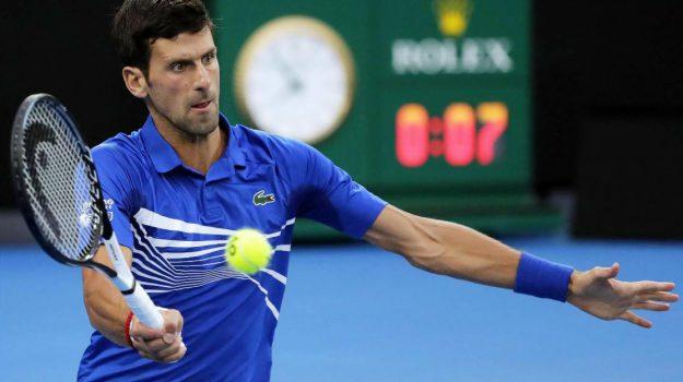 djokovic australian open, nadal djokovic, Novak Djokovic, Rafael Nadal, Sicilia, Sport