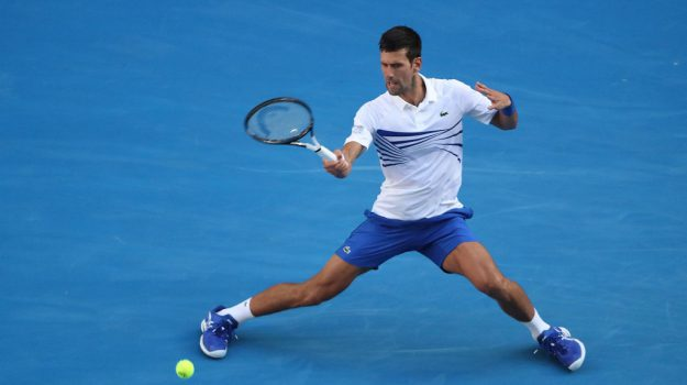 australian open 2019 risultati, Novak Djokovic, Sicilia, Sport