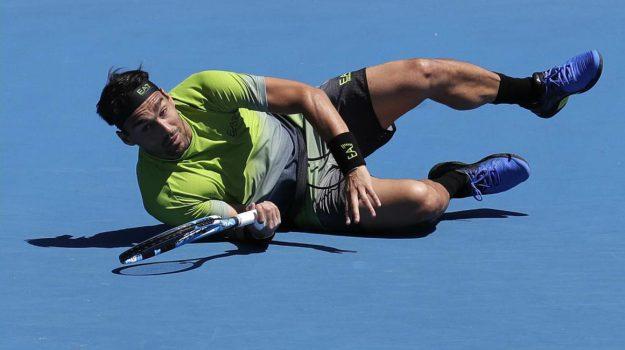 Tennis, Fabio Fognini, Marco Cecchinato, Sicilia, Sport