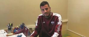 """Trapani Calcio, il primo rinforzo è Francesco Fedato: """"Grande opportunità"""""""