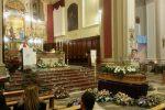 Funerali Sara Parisi