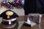 Giarre, arrestato un corriere della droga: sequestrato 1 chilo di hashish