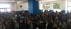 Scuole al freddo, studenti protestano all Istituto Marco Polo di Palermo