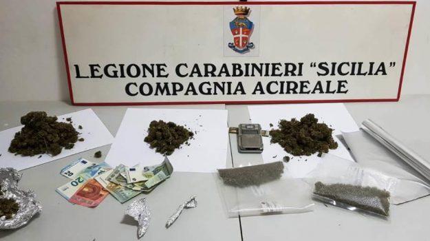 hashish acireale, Catania, Cronaca
