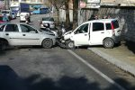 Incidente in via Messina Marine a Palermo, traffico in tilt
