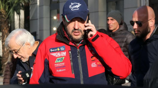 migranti sea watch, Matteo Salvini, Sicilia, Cronaca