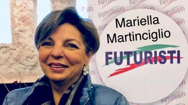 mariella martinciglio sindaco mazara, Mariella Martinciglio, Nicola Cristaldi, Trapani, Politica