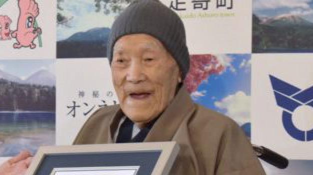 È morto l'uomo più vecchio del mondo