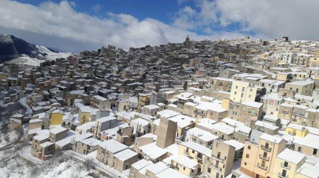 freddo sicilia, maltempo sicilia, neve sicilia, trasporti neve Sicilia, Sicilia, Meteo