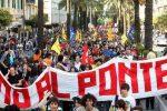 """Messina, la Rete No Ponte torna a protestare: """"A fine febbraio prevista assemblea pubblica"""""""