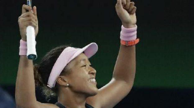 australian open finale femminile Petra Kvitova - Naomi Osaka, Naomi Osaka, Petra Kvitova, Sicilia, Sport