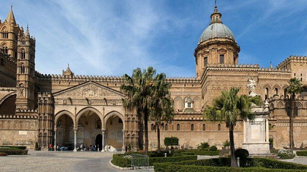 Restauro cattedrale Palermo, Palermo, Economia