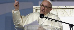 """Papa Francesco: """"Piaga degli abusi diffusa ma nella Chiesa è ancora più mostruosa"""""""