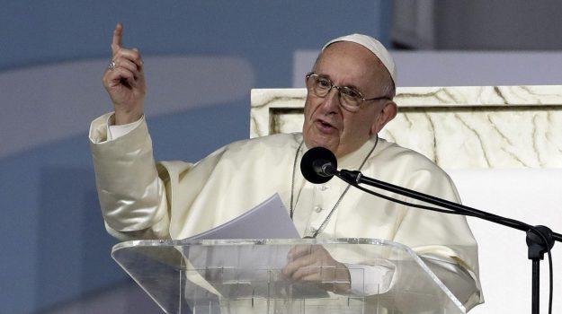 papa francesco a panama, Sicilia, Mondo