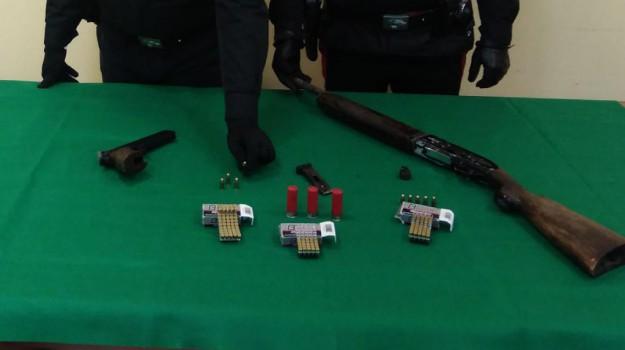 armi e munizioni gela, Caltanissetta, Cronaca