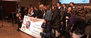 Francese, 40 anni dopo l'omicidio: i giornalisti e gli studenti premiati in memoria del cronista