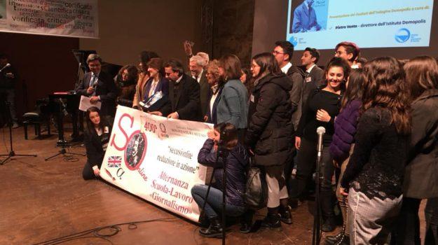 premio francese giornalisti studenti, Palermo, Cronaca
