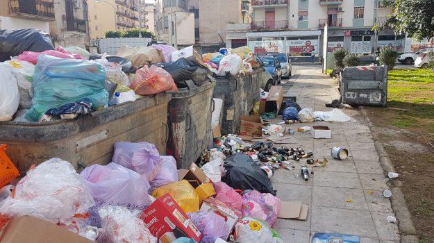 pulizia palermo, rifiuti palermo, Giuseppe Norata, Palermo, Cronaca
