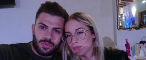 Cristian Minardo e Aurora Serrentino
