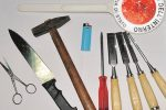 Augusta, evade dai domiciliari e colpisce l'ex con lo scalpello: arrestato