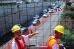 Palermo, riprendono i cantieri in viale Regione: inevitabili le ripercussioni sul traffico