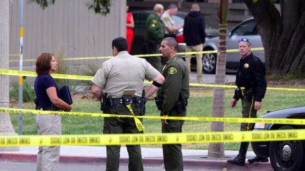 sparatoria California, USA, vittime bowling Terrance, Sicilia, Mondo