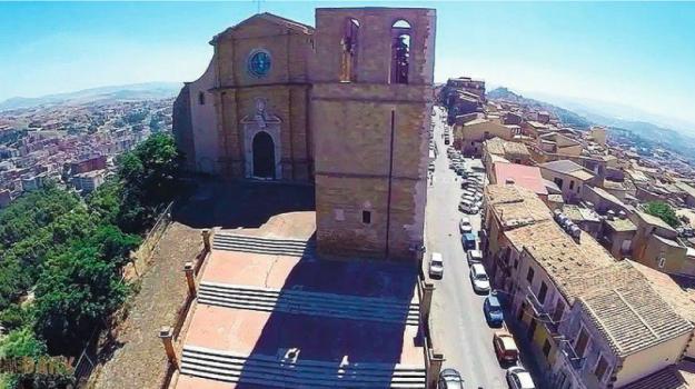 Cattedrale san Gerlando, riapertura cattedrale San Gerlando, Teotista Panzeca, Agrigento, Cronaca
