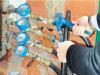 Palermo, denunciate 5 persone per furto d'acqua: controlli a Settecannoli e Mondello