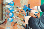 Enna, acqua tagliata per morosità: scontro in Consiglio comunale
