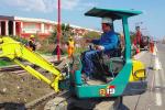 Messina, completata la rete nella zona jonica: arriva il metano in 15 comuni