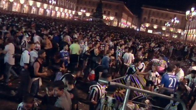 incidenti piazza san carlo morta donna paralizzata, Marisa Amato, Sicilia, Cronaca