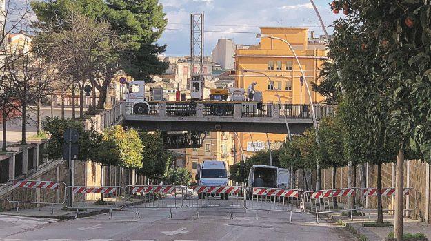 Siracusa controlli cavalcavia, Caltanissetta, Cronaca