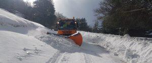 Autostrade siciliane a rischio nevicate, scatta l'obbligo di catene