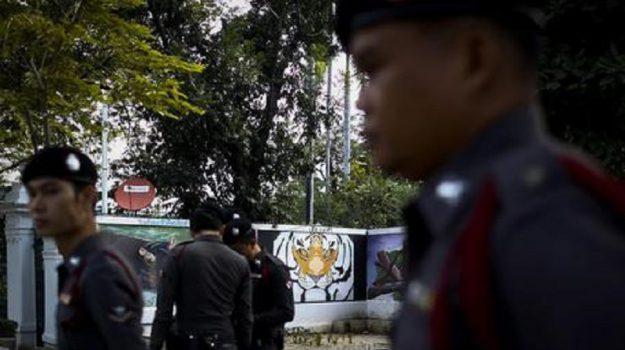 latitamte arrestato in Thailandia, Daniele Lollo, Sicilia, Mondo