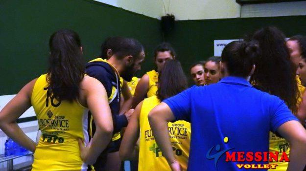 messina volley, polisportiva nino romani, Messina, Sport