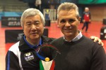 Top Spin Messina - Wang Hong Liang e Giorgio Quartuccio