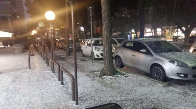 neve sicilia, Sicilia, Meteo